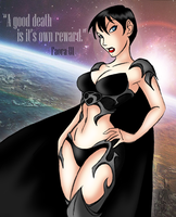 Faora-Ul by DarthGuyford