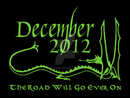 Hobbit Shirt Design December 2012 Smaug by Pegbeard