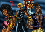The Pirates of Dark Water p-2 by joshdancato