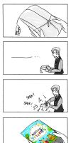 Hannibal: Making Friends by stupit-apit