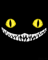 Cheshire Cat by milli-san