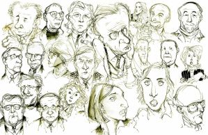 TV Sketches by JohnTimms