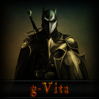 Batman Knight Avatar by g-Vita