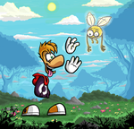Rayman by Splapp-me-do