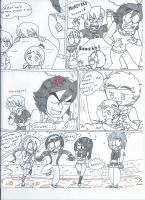 Adventuring XS version pg. 7 (uncolored) by XSreiki772