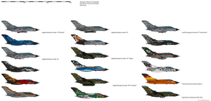 Panavia Tornado Luftwaffe by darthpandanl