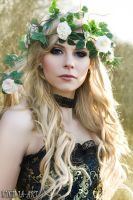 elven girl by Lycilia