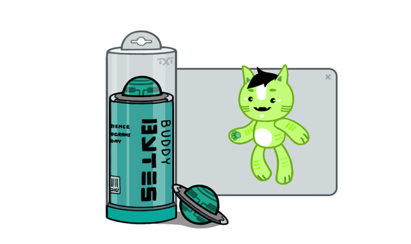 BYTE Packaging Buddy by Meeshi