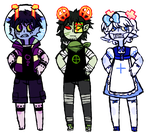 fantroll adoptables 4 -CLOSED AUCTION- by Calallini