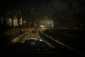 railroad by moonhasmotels
