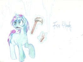 Ice Blade Trade by Prism-S