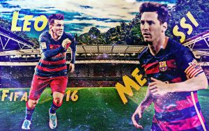 Messi - FIFA 16 by Leo10thebest