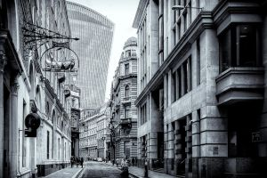 Architecture of London 9 by calimer00