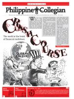 Philippine Collegian issue 16 by kule-0809