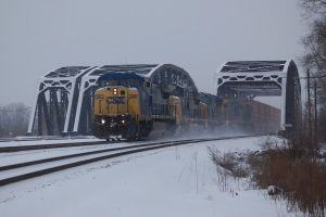 csx 7865 by JDAWG9806