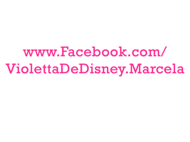 Violetta Serie de Disney Texto PNG by CandyStoesselThorne