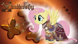 Wallpaper Keeper of the Grove Fluttershy by Barrfind