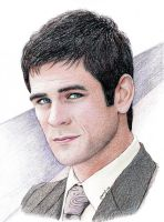 Eddie Cahill as Don Flack by eerok1955
