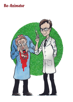 Re-Animator by JonBeanHastings