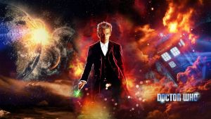 Doctor Who Wallpaper (2) by Athaydes