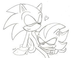 Happiness .:Sonadow:. by SylvieNe