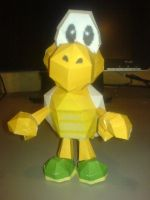koopa turtle by Prife7