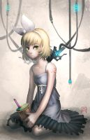 Rin Kagamine by Pechan