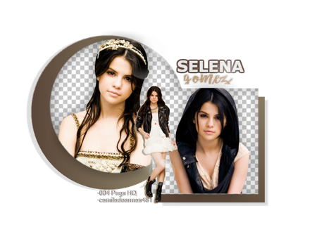 Pack Png 113 - Selena Gomez by camiladearmas481