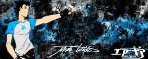 air gear signature by mattwidder