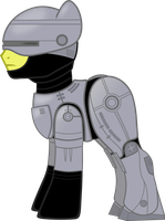 ROBOCOLT by brainchildeats