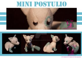 MINI Postulio - Trade by FurryFursuitMaker