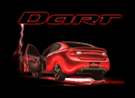 Dodge Dart by 0Ebi0