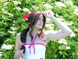 Aerith - Searching by SoraPaopu