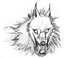 Lycan is RAWR by shiverz