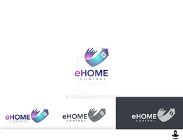 eHome_logo by cici0