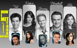 How I Met Your Mother team by rollr