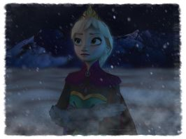Disney's Frozen: Don't Let Them In by Irishhips