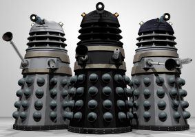 Curse of the Daleks by Librarian-bot