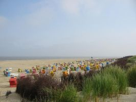 Sylt beach by dabeck