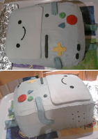 BMO cake! by TheBreakfastUnicorn