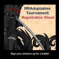 Tournament Sign Up : CLOSED by Adpt-Event-Manager