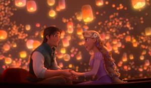 Top 10 CGI movie countdown: Place 10-Tangled by CrispinVCampion