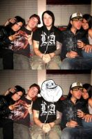 Forever alone! by beahufan