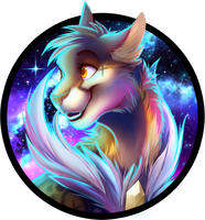 GIFT: Galaxies by SimplyKeji