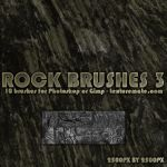 Rock Brushes 3 by AscendedArts