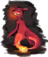 005: Charmeleon by lesuperspecial