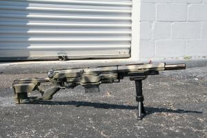 Longstrike Sniper Rifle by JohnsonArms