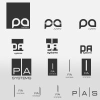 PA Systems logosheet by willeyh
