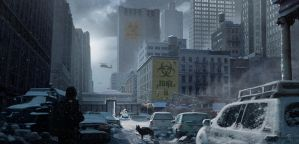 The Division by SiberionSnow