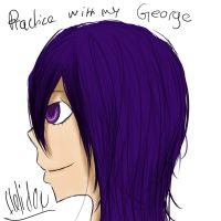 Practice with George by Helidou